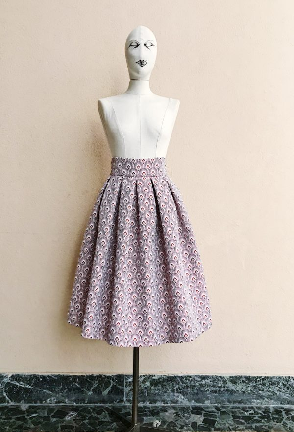 Gonna anni '50 Maison Madame Ilary