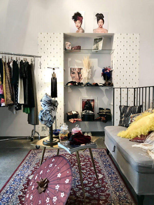 Maison Madame Ilary Couture